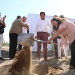 Inician obras en Megaproyecto habitacional Bicentenario 8 de San Javier