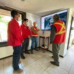 Autoridades refuerzan prevención por incendios simultáneos en tres provincias en el Maule