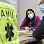 Gobierno Regional compromete adquirir nuevas ambulancias y reposición de equipos Samu