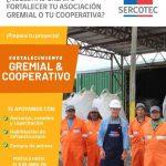 Sercotec amplía hasta el 9 de abril postulaciones al Programa de Fortalecimiento Gremial y Cooperativo