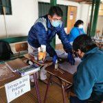 Municipio entregó sim card a 350 estudiantes de Liceo Manuel Montt para apoyar sus clases remotas