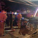 Cauquenes: Dos fallecidos y un herido grave en accidente de tránsito