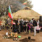 En el día de la región del Maule: Autoridades inauguran Ruca Mapuche en Longaví
